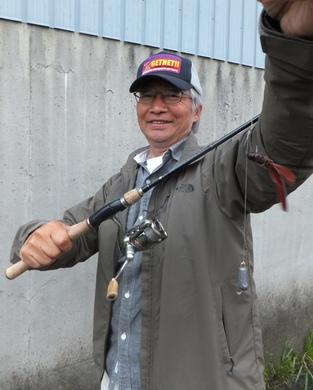 オカッパリでロクマルを釣りタックル FDアンリミ265L 5月4日.JPG