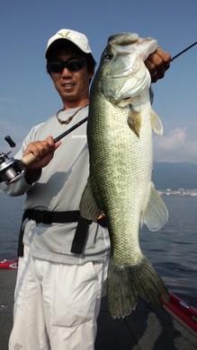 ジャスターフィッシュ55で直リグ 9月の琵琶湖.jpg