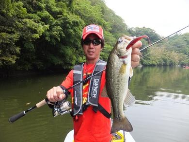 亀山ダムで釣れるワーム.JPG