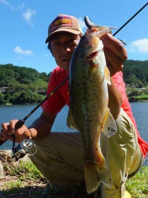 布目ダム 釣れる 9月17日.JPG