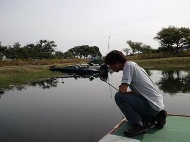 湖畔テスト.JPG