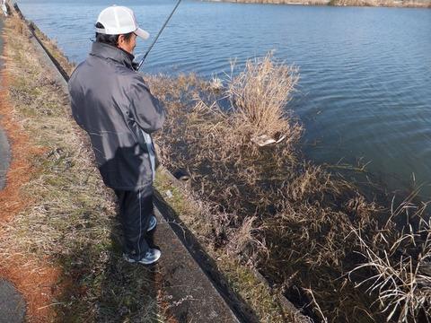 琵琶湖でロクマル長谷川.JPG