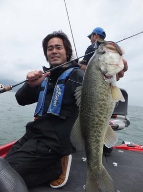 琵琶湖で釣れるワーム 7月12日.JPG