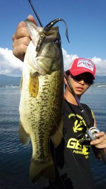 琵琶湖のオカッパリで釣れるフィッシュ55ネイルリグ.jpg