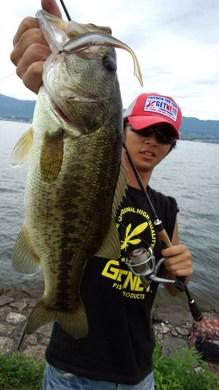 琵琶湖のオカッパリで釣れる場所 フィッシュ45ネイルリグ.jpg