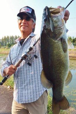 琵琶湖オカッパリで釣れる10月16日.jpg