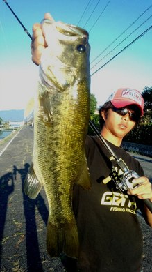 琵琶湖オカッパリで50UP釣れる場所 9月28日.jpg