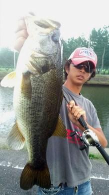 琵琶湖オカッパリ釣れる 48cm 10月.jpg