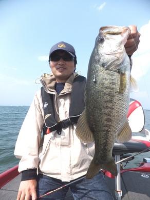 琵琶湖プロガイドで釣れる.JPG