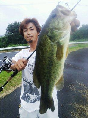 野池で釣れる.JPG
