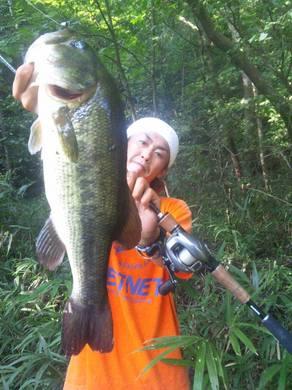 野池で釣れる 9月13日.jpg