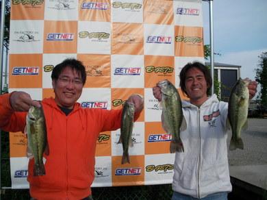 霞ヶ浦でバス釣り 5月13日.JPG