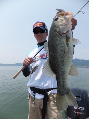 5月の琵琶湖でライトリグ 5月14日.JPG