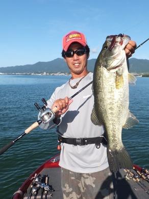 7月の琵琶湖で釣れる 7月18日.JPG