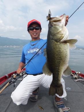 9月の琵琶湖でデカバス 9月13日.JPG